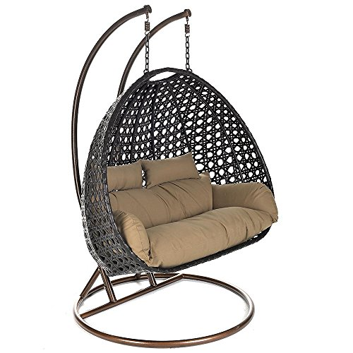 Home Deluxe - Polyrattan Hängesessel