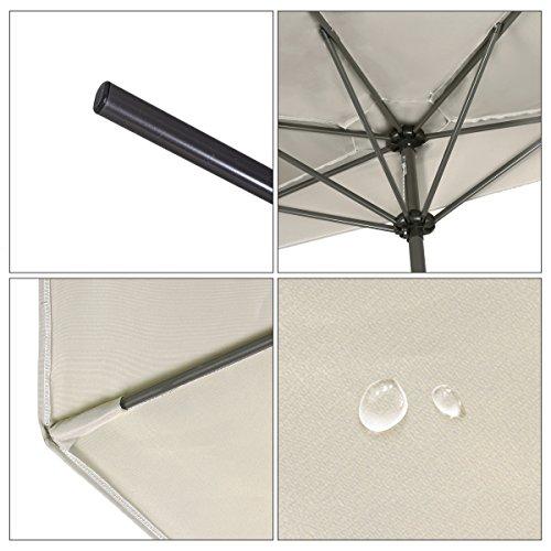 Sonnenschirm für die Terrasse - 7