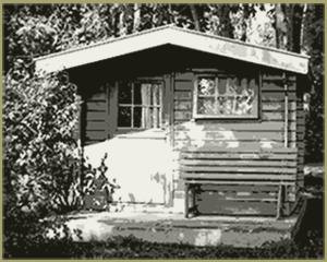 5 eck gartenhaus
