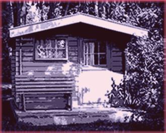 5 eck gartenhaus 3x3