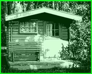 anlehn gartenhaus