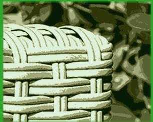 balkonmöbel rattan platzsparend