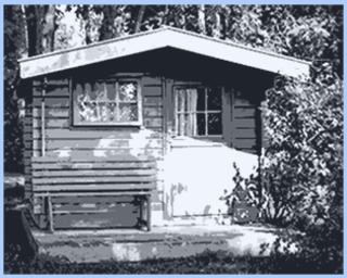 blockbohlenhaus gartenhaus