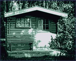 gartenhaus 4x4m