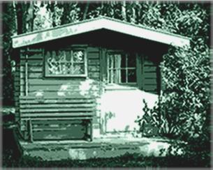 gartenhaus 5x4