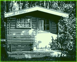 tür gartenhaus
