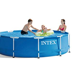 INTEX Metal Frame Pool-190728101635